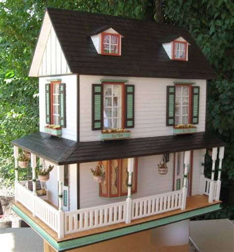girls wooden doll house best 25 wooden dollhouse ideas on pinterest