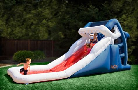 best backyard inflatable water slides top 10 best inflatable water slides for kids to have at home