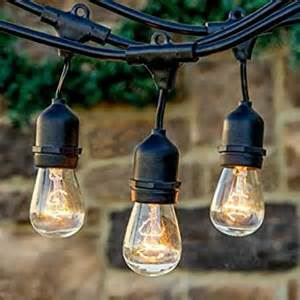 Outdoor Electric String Lights Feit Electric Commercial Grade Outdoor Weatherproof Patio Garden Decorative Accent