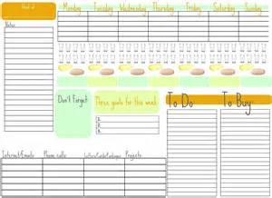 day at a glance calendar template day at a glance printable calendar template 2016