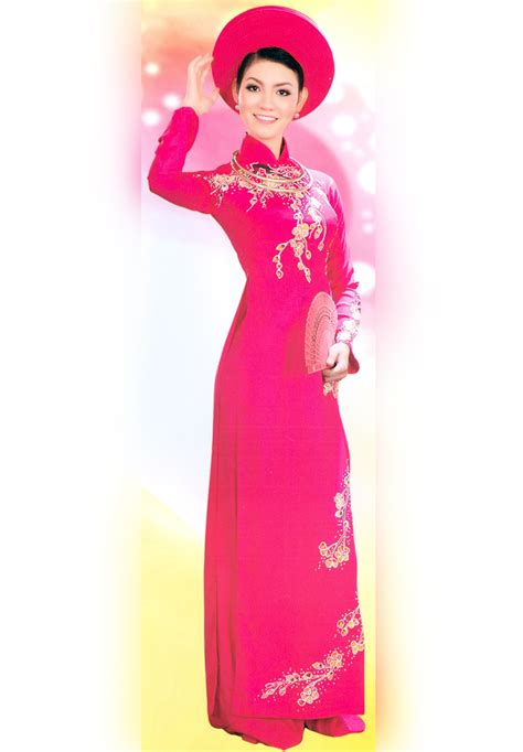wedding ao dai pink pink wedding ao dai wp ao