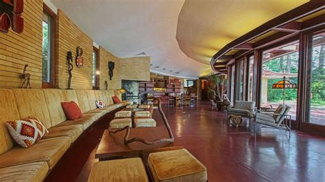 Andrew Frank Interior Design by 9 Best Frank Lloyd Wright Homes For Sale In 2016 Curbed