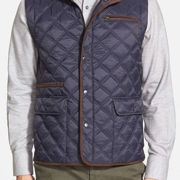 Mens Quilted Vests by Shop Quilted Vest On Wanelo