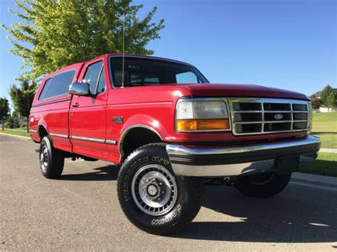 small engine repair training 1994 ford f150 navigation system 1994 ford f 250 xlt 4x4 only 29 816 actual miles must see west coast truck