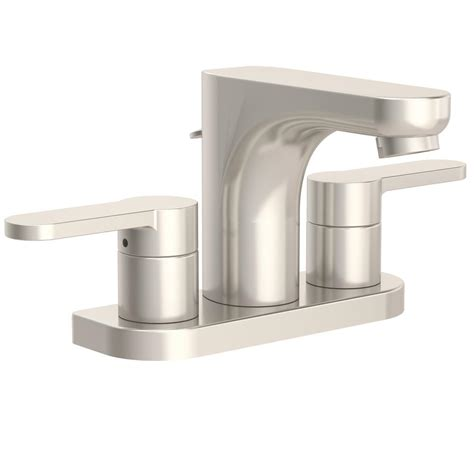 symmons bathroom faucet symmons identity 4 in centerset 2 handle bathroom faucet