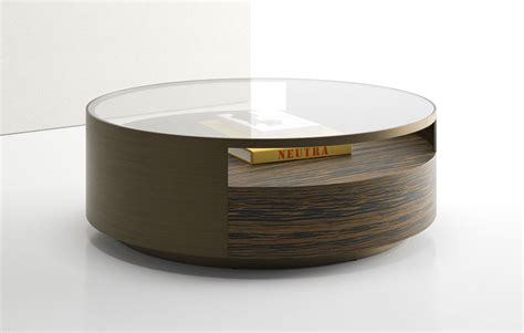 Circular Coffee Table With Storage Awesome Coffee Tables With Storage Homesfeed