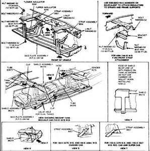 Fuel System Diagram Ford F150 Fuel Tank Ford Truck Enthusiasts Forums