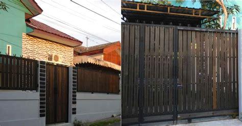 tips memasang pagar kerai kayu mudah