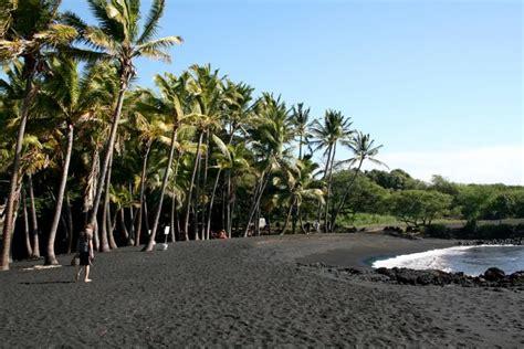 punalu u hawaii le dieci spiagge pi 249 colorate mondo