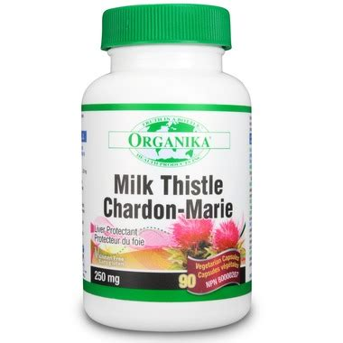 Does Milk Thistle Detox Drugs by Buy Organika Milk Thistle At Well Ca Free Shipping 35