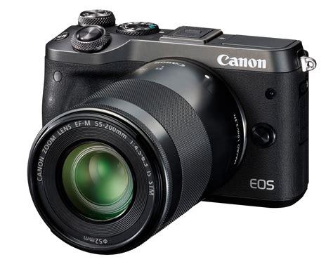 Kamera Canon M6 canon eos m6 caratteristiche e opinioni juzaphoto