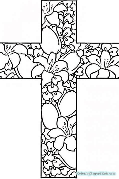 intricate rose coloring pages intricate rose cross coloring pages coloring pages for kids