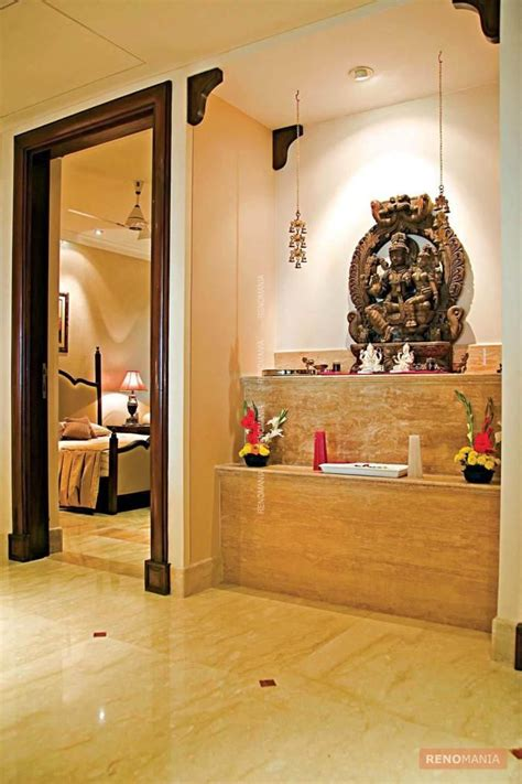 modern pooja room designs to fill your home with divinity