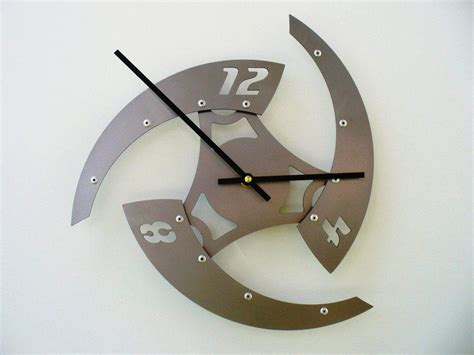 cool turntable wall clock shockblast coolest wall clocks really cool wall clock for room