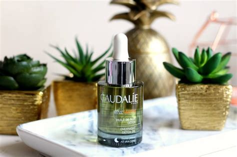 Caudalie Vine Overnight Detox by Fighting The Signs Of Ageing With The Caudalie Vine