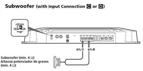 sony xplod lifier wiring diagram get free image about