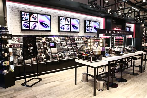 Make Up Shop why do so many stores look and feel the same racked