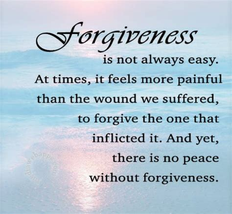 Quotes On Forgiveness