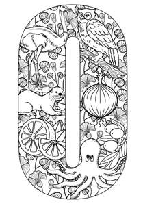 start free printable coloring pages