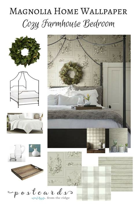 magnolia home wallpaper add some wow to your walls with joanna gaines new
