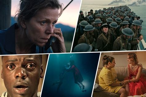 Oscar Nominations Are In Baby by Oscar Nominations 2018 The Complete List