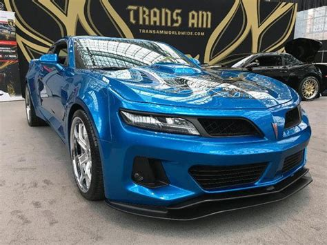 2020 buick trans am 2020 pontiac trans am review price specs redesign