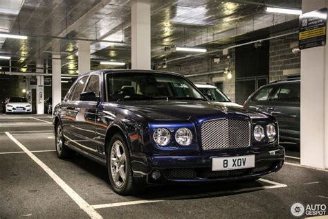 bentley arnage t bentley arnage t series 25 march 2017 autogespot
