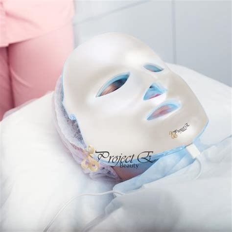 red light therapy mask 7 color led photon therapy red blue green light treatment