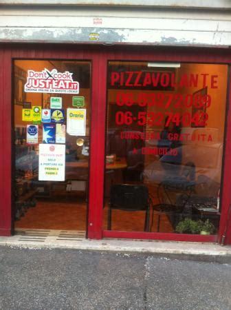 pizza volante roma pizzavolante roma gianicolense ristorante recensioni