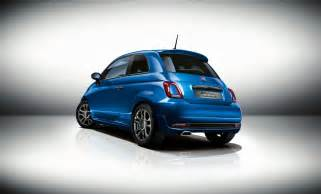 fiat cars new fiat launches sporty 500s version in geneva