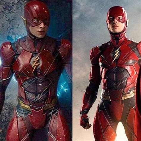 best flash best flash suit dceu or cw discussion comic vine