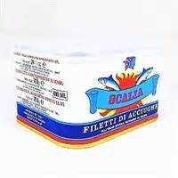 Anchovy Fillet In 700gr Anchovies 1 italian seafood bottarga anchovies tuna fillets colatura ventresca baccala