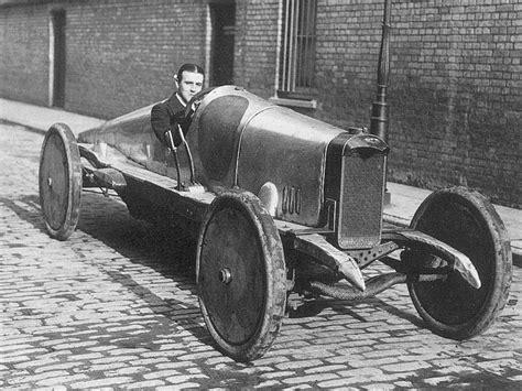 w o bentley 1914 speedway