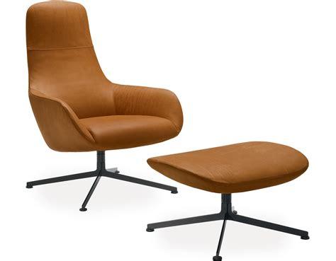 high back chair with ottoman kent high back chair ottoman hivemodern com