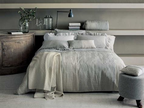 biancheria per letto biancheria per il letto cotone lino o seta la casa