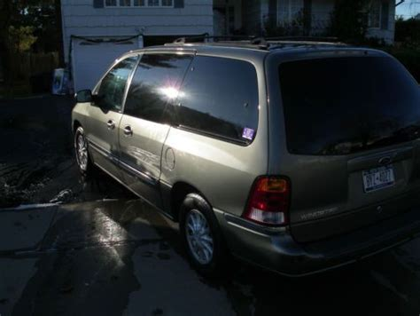 manual cars for sale 2000 ford windstar parking system sell used 2000 ford windstar se nicely loaded in kings park new york united states for us
