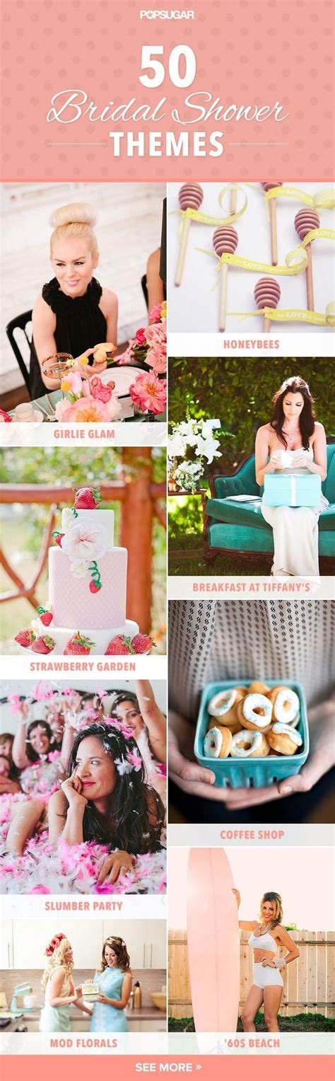 and flirty bridal shower themes 50 bridal shower theme ideas me