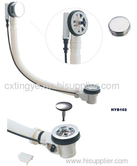 bathtub waste bath drainer bath drain bathtub waste bath pop up waste