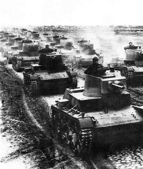 hibious warfare in world war ii the history world war ii germany invades poland history