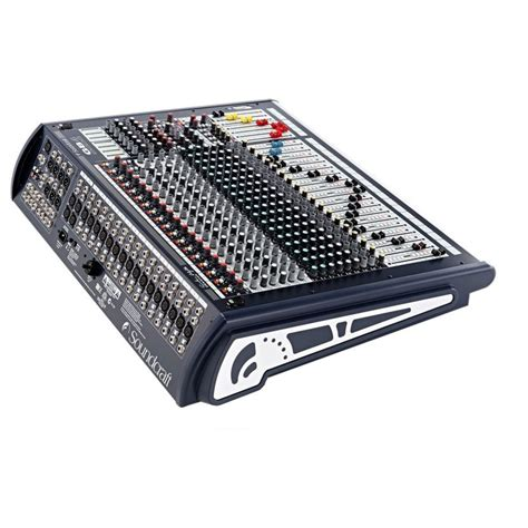 Mixer Crimson 16 Channel soundcraft gb4 16 16 channel mixer box opened at