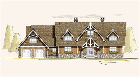 laurel house designs laurel 2 story mountain home designs timber frame homes