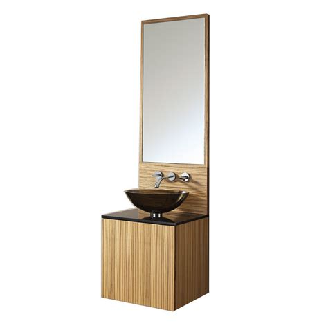 Zebra Wood Bathroom Vanity Zebra Wood Vanity Unit Transitional Wood Bathroom Furniture For The Master Bath 8595