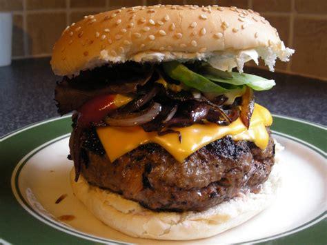 Handmade Hamburger - image gallery burgers