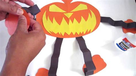 How To Make A Pumpkin Out Of Paper - how to make the best pumpkin out of paper