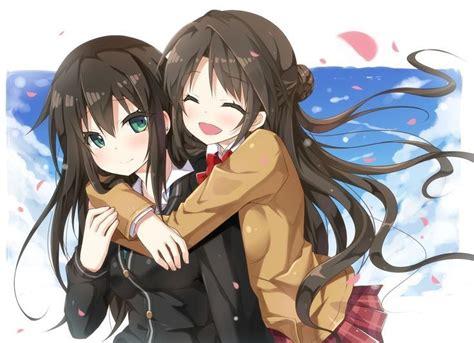 anime best friends best friends anime best friends forever anime