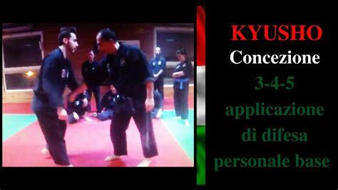 vaso concezione kyusho difesa personale vaso concezione 3 4 5