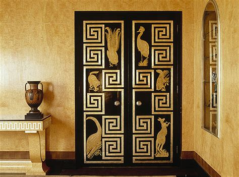 deco interior doors 1930s interiors weren t all black gold and drama