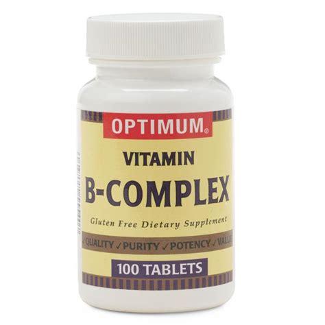 Vitamin B Complex Generik Vitamin B Complex Tablet Generic Otc Otc27601nvitamin