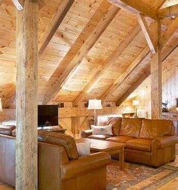 arredamento legno arredo mansarda