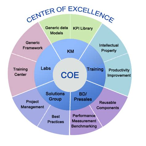 center of excellent center of excellence coe dilytics